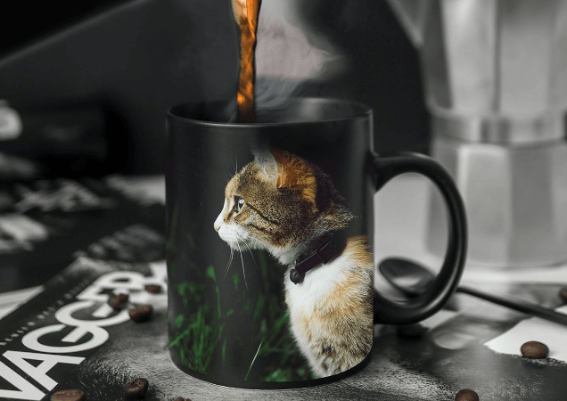 Durably Designed Magic Mugs for Daily Use